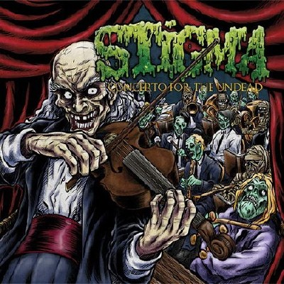 Stigma - Concerto For The Undead 2010